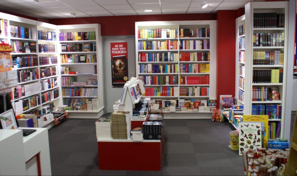 boekhandel grave