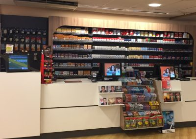 Tabakswinkel Sombroek Volendam