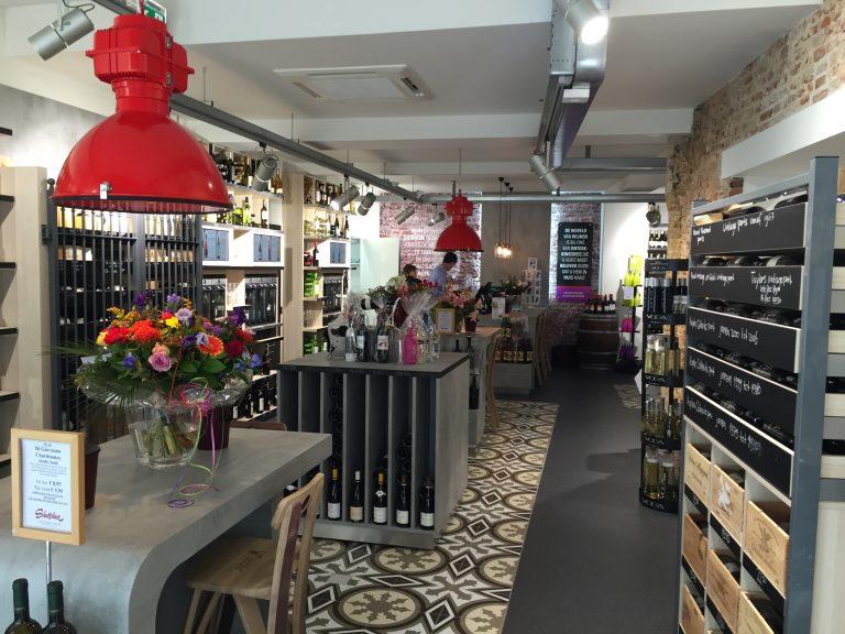 Wijn- en delicatessenwinkel Schuttelaar