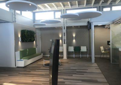 Nieuw apothekersinterieur inrichting Apotheek Huizermaat